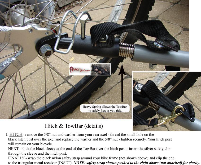 Сцепное устройство для велосипеда своими руками 82