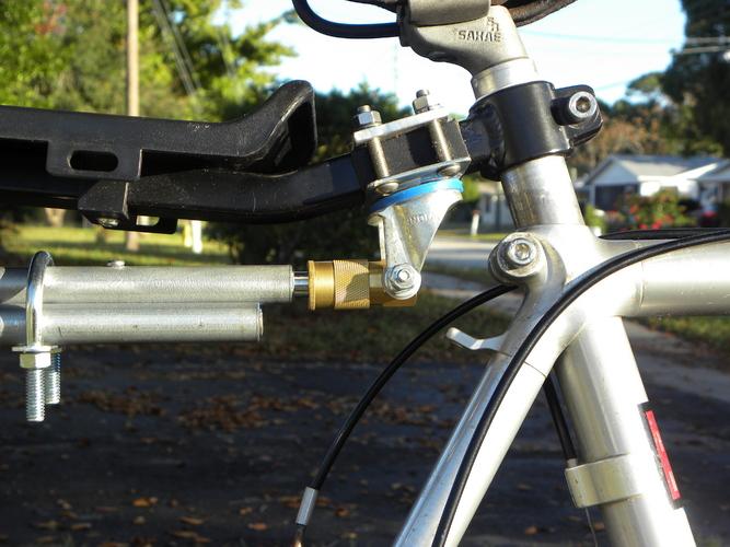Прицепное устройство для велосипеда своими руками 53