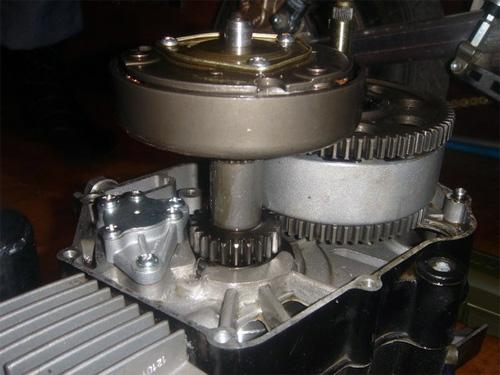 двигателей серии FMB