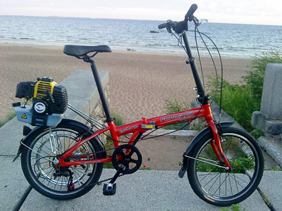 Электровелосипеды, веломоторы бензиновые и электро - Тула ...